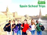 Spain School Trips for Students with Rocknroll Adventures