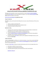 A Closer Look at Income Tax Services Bangalore Provided by Kros-chek