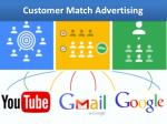 Customer Match Advertising