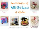 New Collection of Rakhi Gifts Hampers at Giftalove