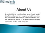 Buy Wheelchair UK | Simplelife Mobility
