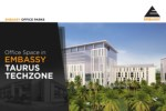 Office Space in Embassy Taurus Techzone