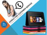 Call 1-855-775-8699 Kindle fire customer service