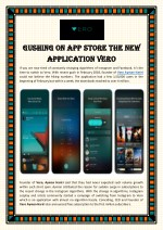 Gushing on App Store The New Application Vero