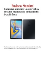 PPT - Samsung Unveiled the Galaxy J7 Prime and J5 Prime in India