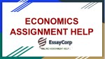 Best online economics assignment writers in Australia, Uk, and US
