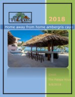 home away from home ambergris caye