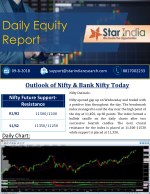 Star India Market Research-Daily equity report