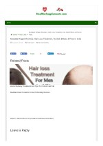 Why hair experts recommend for Nutralyfe Hair Regain?