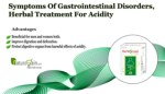 Symptoms of Gastrointestinal Disorders, Herbal Treatment for Acidity