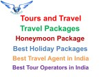 Tours and Travel Bangalore, Best Offers for Holiday Packages - ShubhTTC