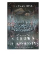 [PDF] Free Download A Crown for Assassins (A Throne for Sisters—Book Seven) By Morgan Rice