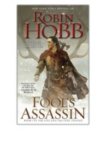 [PDF] Free Download Fool's Assassin By Robin Hobb