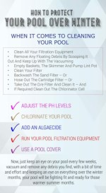 How to Protect Your Pool over Winter