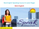 Best English Speaking Course In Laxmi Nagar