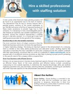 Outsource Recruitment Services for Quality IT Staffing