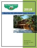Blue Eye MO Affordable Cabin Rentals