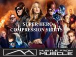 Short Sleeve Compression Shirts - Hustle From Muscle