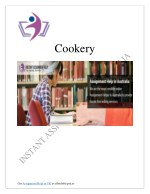 Cookery: Everything You Should Know About