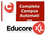 EducoreXl-Campus Management System