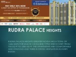 Rudra Palace Heights Sale 1 BHK Flat