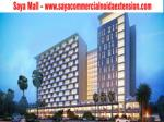 Saya Mall  Peaceful Living in Smart Residency Noida Extension