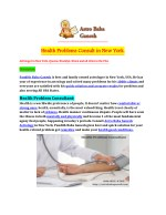 Astro Baba Ganesh - Health Problems Consult in New York.