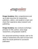 4 Important Tips On Choosing a Research Paper Title - Enago Academy