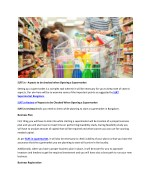 SLRT.in - Aspects to be checked when Opening a Supermarket