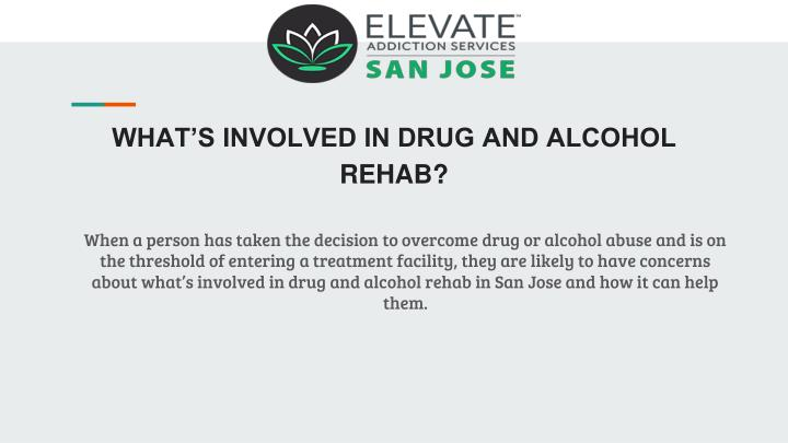 what s involved in drug and alcohol rehab n.
