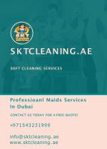 Home Maids Services In Dubai | SKT Cleaning