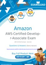 Update AWS-Certified-Developer-Associate Exam Dumps - Reduce the Chance of Failure in Amazon AWS-Certified-Developer-Ass