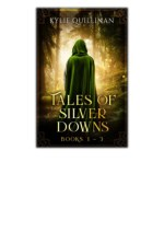 [PDF] Free Download Tales of Silver Downs: Books 1 - 3 By Kylie Quillinan