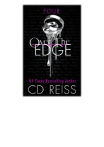 [PDF] Free Download Over the Edge By CD Reiss