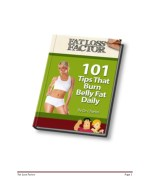 Fat Loss Factor PDF EBook Free Download