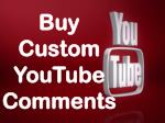 Buy YouTube Custom Comments – Exponential Growth