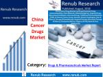 China Cancer Drugs Market