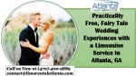 Practicality Free, Fairy Tale Wedding Experiences with a Limousine Service in Atlanta, GA