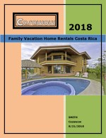 Family Vacation Home Rentals Costa Rica