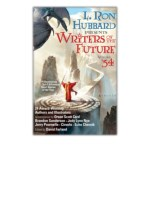 [PDF] Free Download Writers of the Future Volume 34 By L. Ron Hubbard