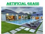 best quality artificial grass