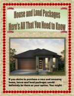 House and Land Packages – Here's All That You Need to Know