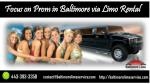 Baltimore Limo Rental