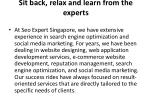 SEO Expert Singapore, Best SEO Services Company Singapore