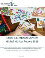 Other Educational Services Global Market Report 2018