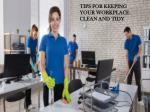 How to Clean Office Cleaning Professionaly