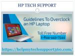 Windows operating system and Microsoft software updates with help of HP tech support 1-844-443-7544