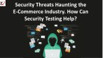 Types of Security Threats to an E-commerce Company