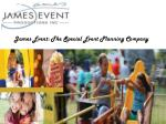 Corporate Event Planners in Orange County