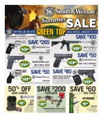 Smith and Wesson - Green Top Hunt Fish